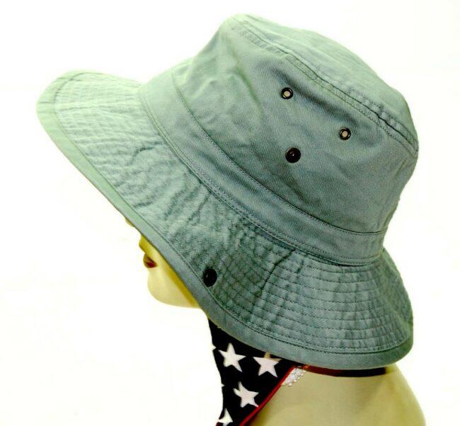 Side of Grey Inscene Outback Hat