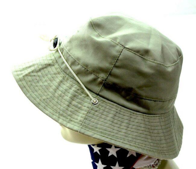 Side of Machupicchu Bucket Hat