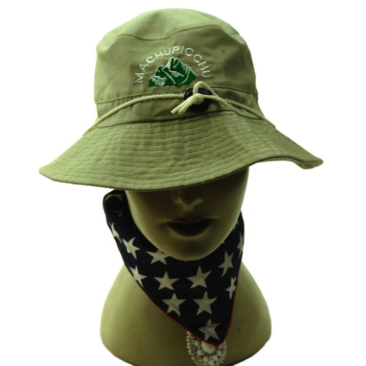 Machupicchu Bucket Hat