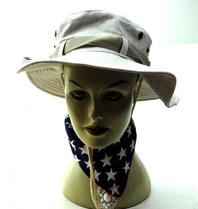 Front of Bush Hat UK M