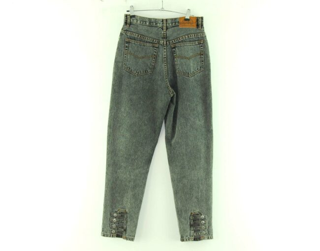 Back of 90s Arizona High Waisted Jeans
