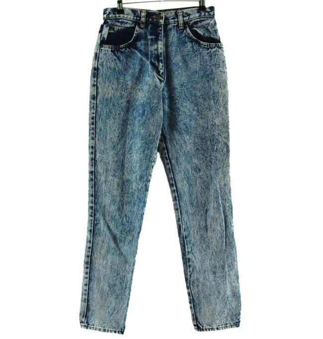 High Waisted Baggy Jeans
