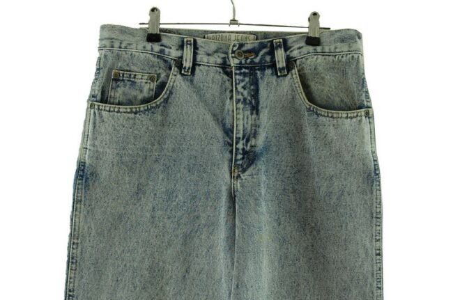 Front close up of Jeans Womens