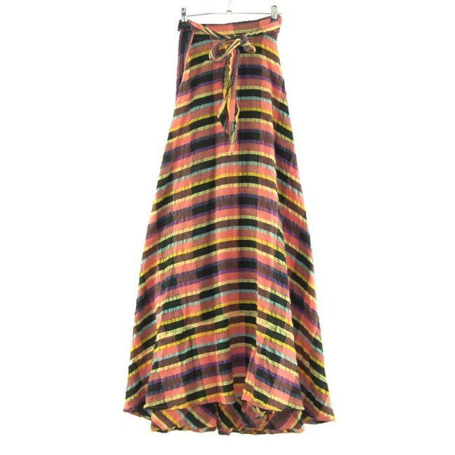 Ethnic Wrap Around Skirt