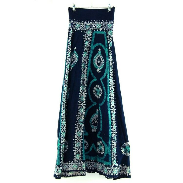 Vintage Wrap Around Skirt