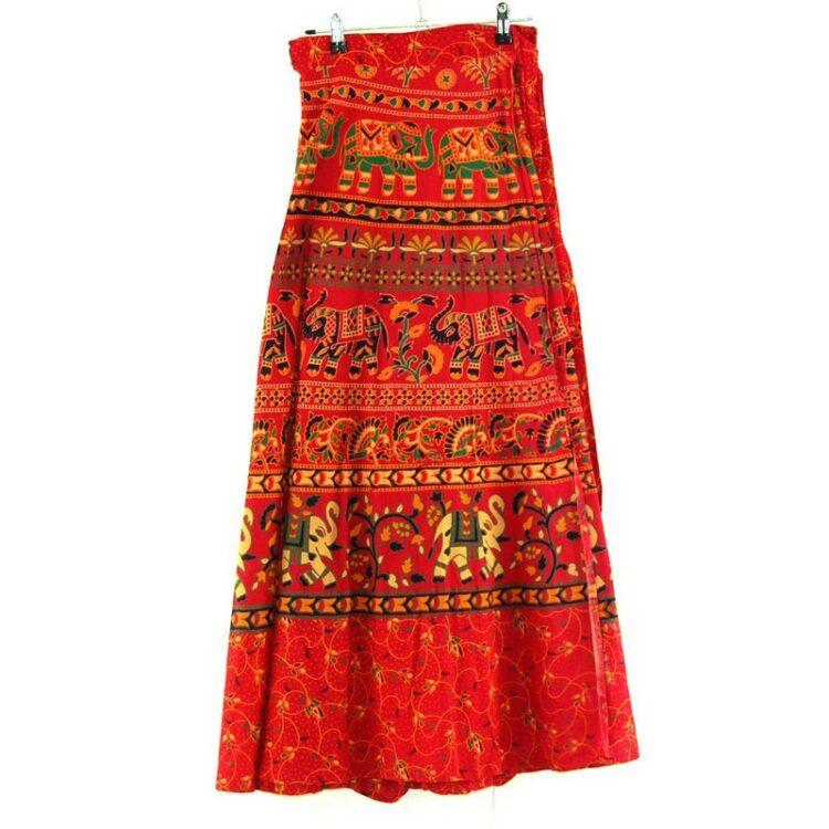 Summer Wrap Around Skirt