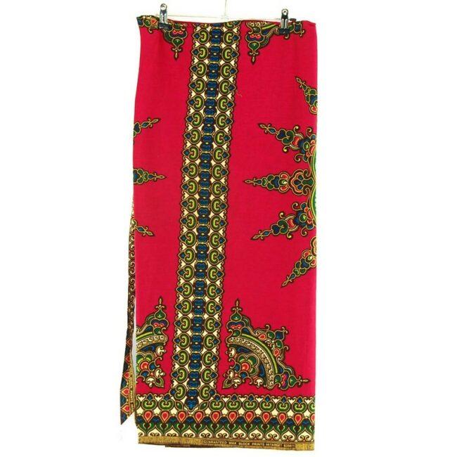 Back of Tie Waist Skirt