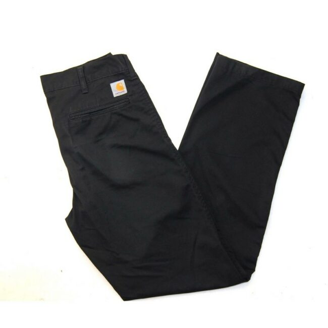Carhartt Black Trousers
