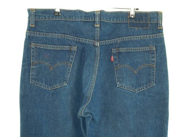 Back of Levis 406 Jeans