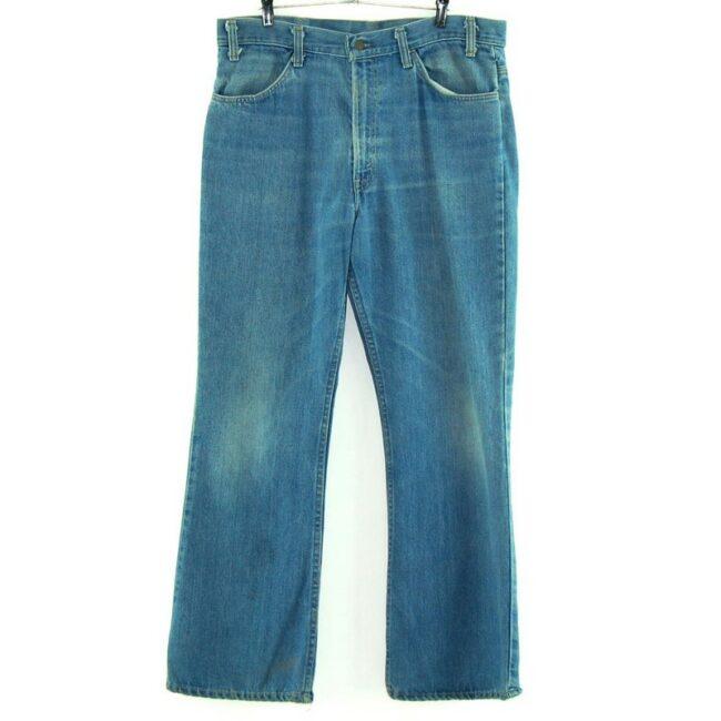 Mens Levi Bootcut Jeans