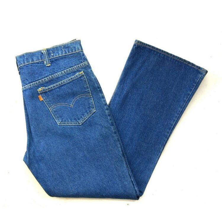 Levis 646 70s Flare Jean