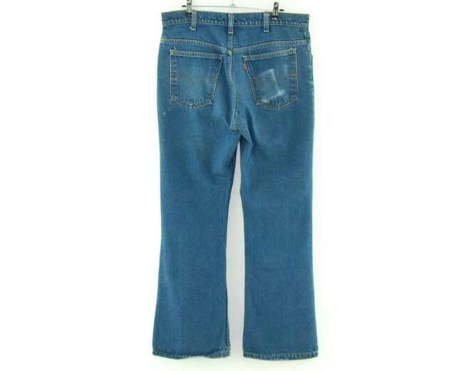 Back of Levis 684 Bell Bottoms