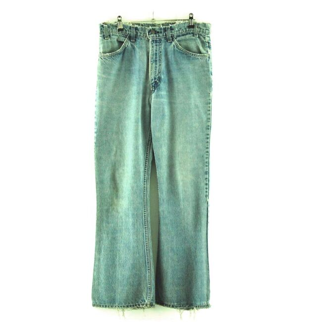 646 Levis Flare Jeans