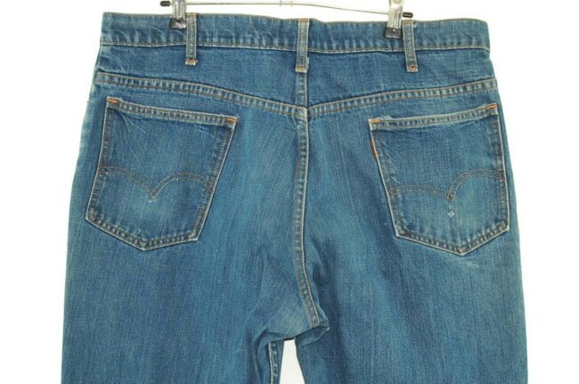 Back close up photo of 684 Jeans