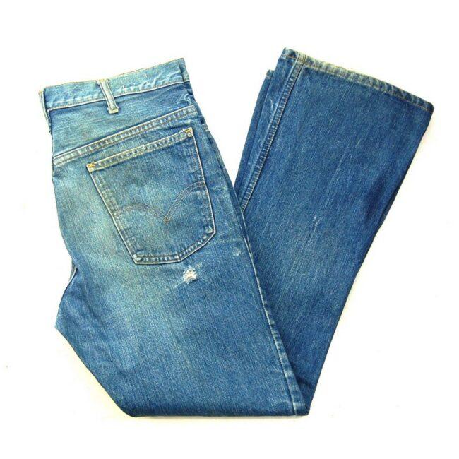 Levis 646 Bootcut Jeans
