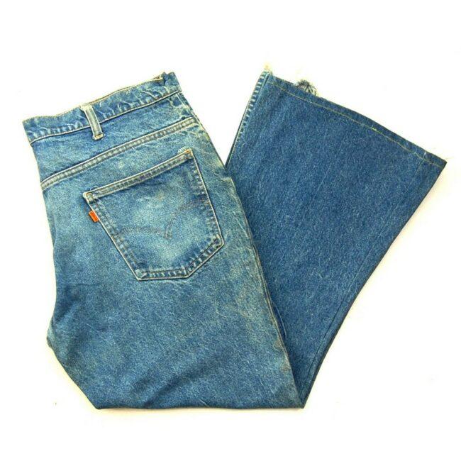 70s Bootcut Levis Jeans 646 0217