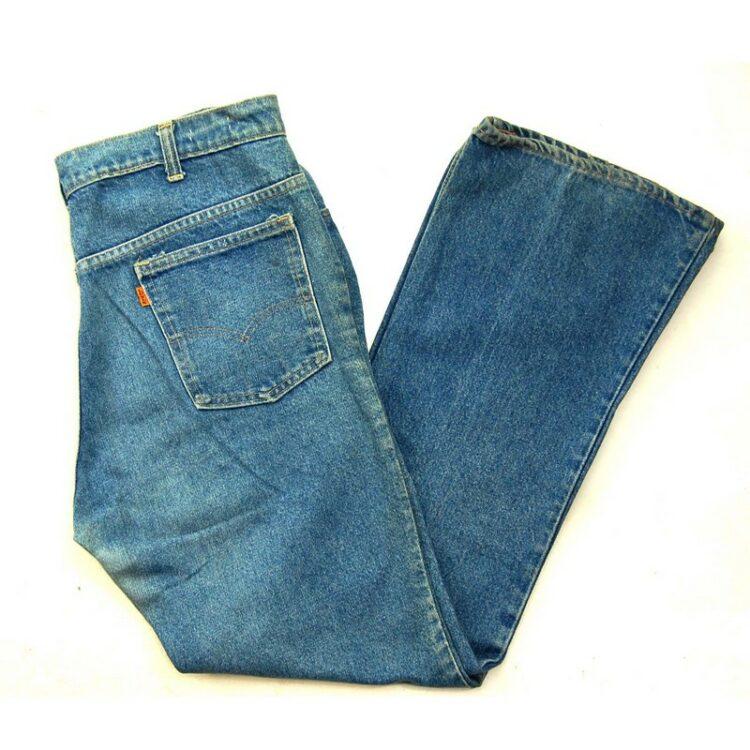 646 0217 Levi Bootcut Jeans
