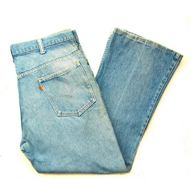 Levi 646 Bell Bottom Jeans