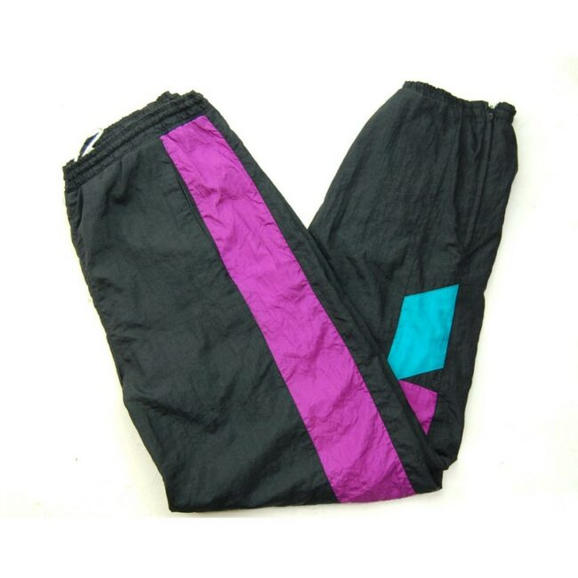 Black Primero Sport Bottoms