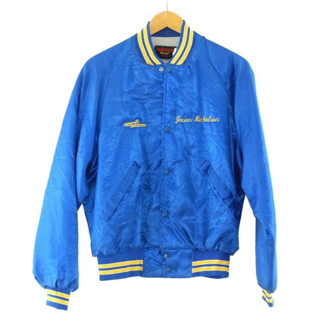 Momehead State Marching Band American Bomber Jacket