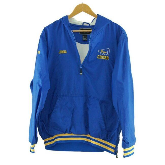 Calvert Varsity Cheerleader American Bomber Jacket