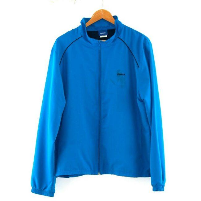 Blue Reebok Training Jacket