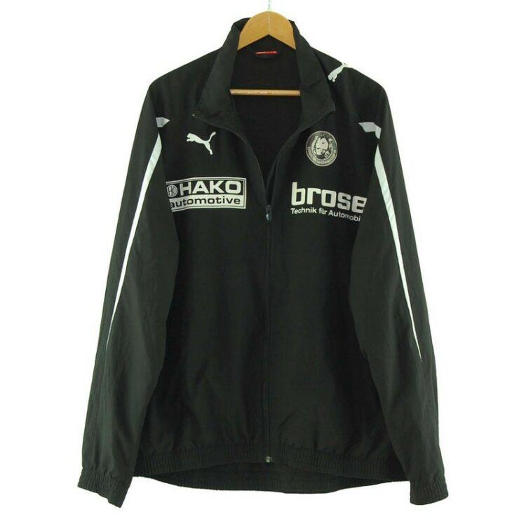 Puma Motorsport Jacket Black