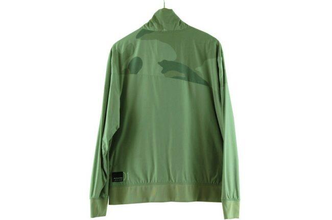 Back of G Star Grey Jacket