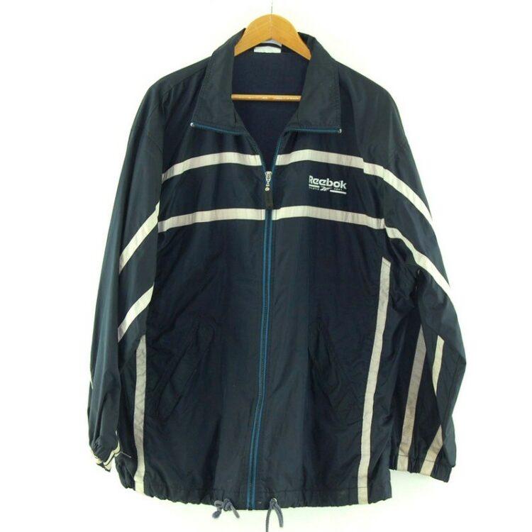 Navy Reebok Athletic Department Jacket