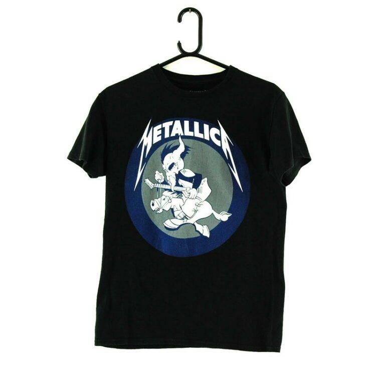 Metallica Black Tee