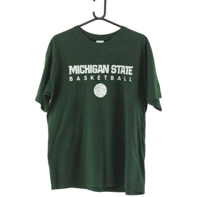 Michigan State Green Tee