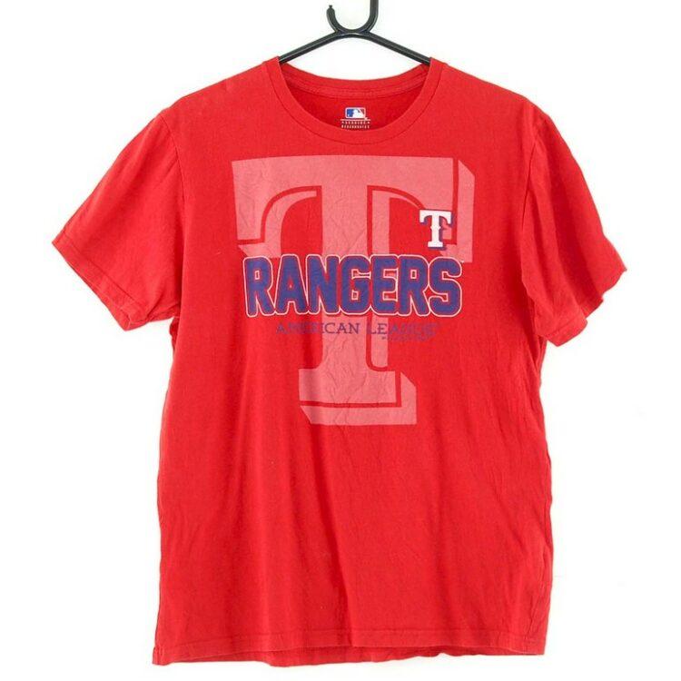 Rangers American League Red Tee