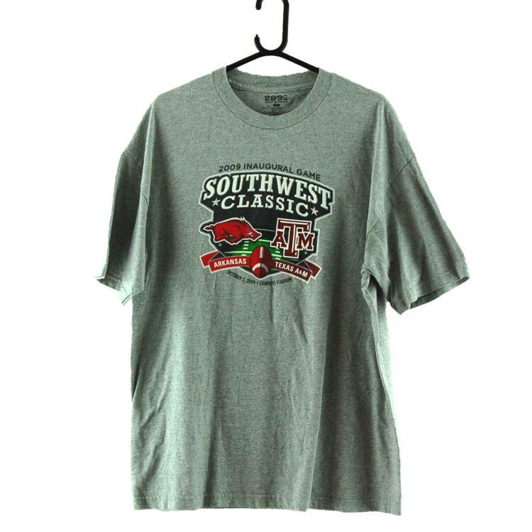 2009 Southwest Classic Texas Grey Tee