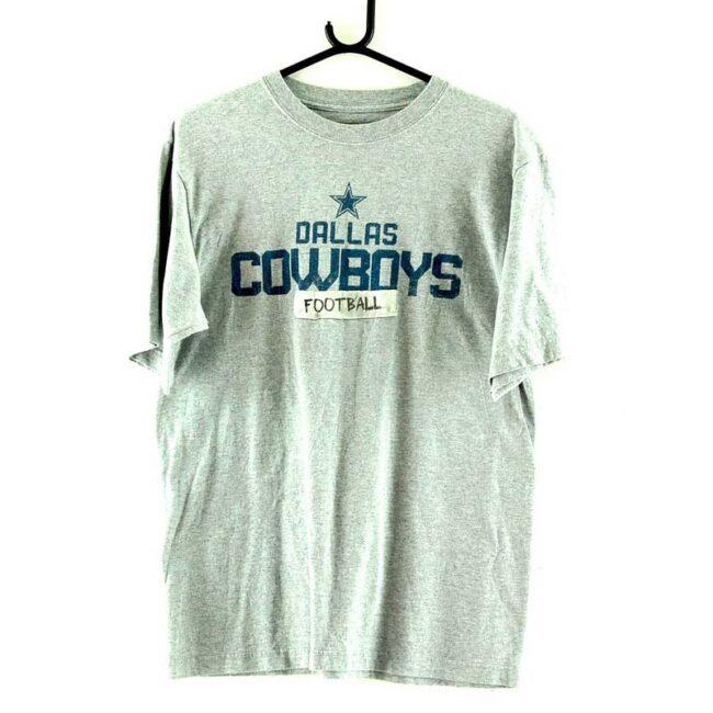 Dallas Cowboys Football Grey Tee