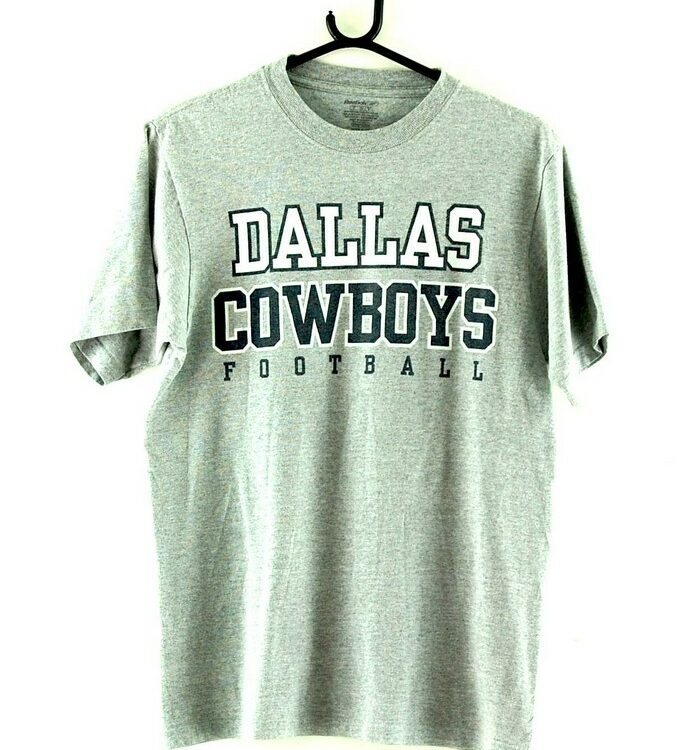 Dallas Cowboys Football Grey T-Shirt