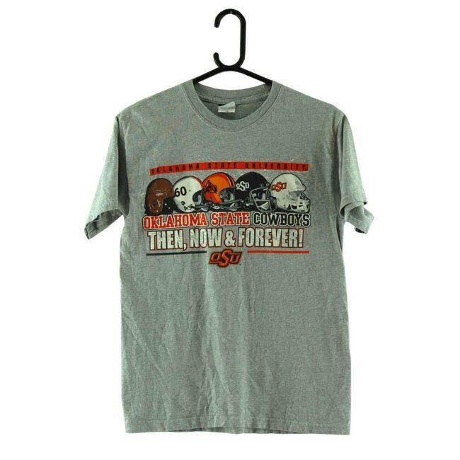 Oklahoma State Cowboys Grey T-Shirt