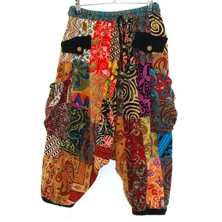 Multicoloured Indonesian Trousers