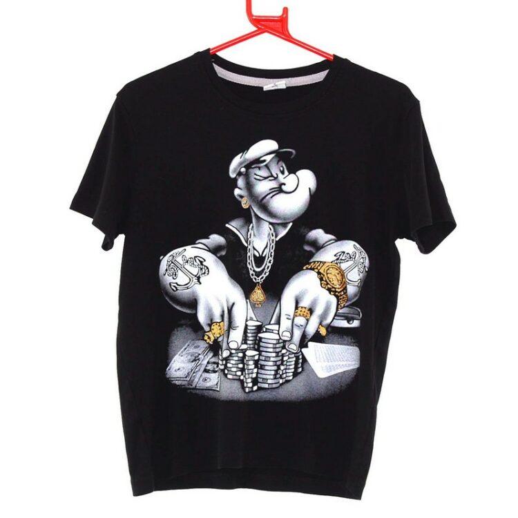Popeye Dolce And Gabbana T Shirt