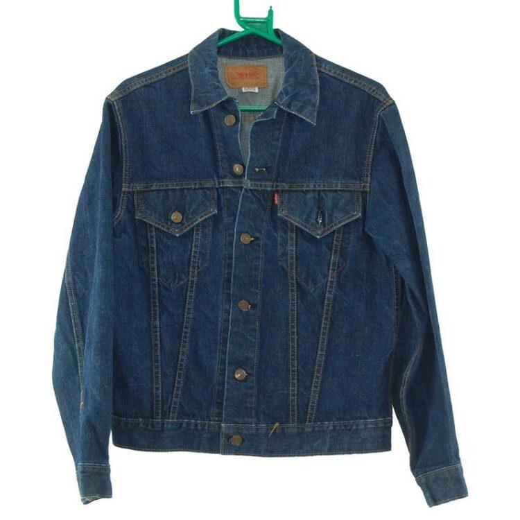 60s Levis Big E Jacket 70505 0217