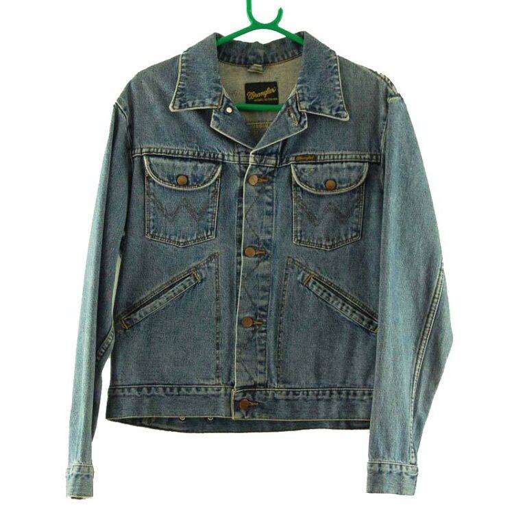 80s Vintage Wrangler Denim Jacket