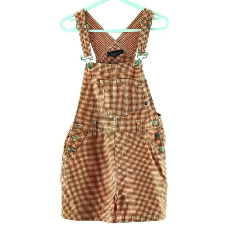 Cropped Summer Dungarees
